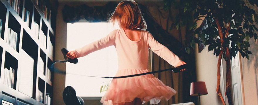 Zapewnij dziecku ruch: Ćwiczenia dla dzieci w domu FILMY