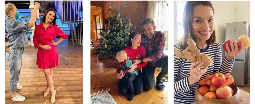 Ania Starmach pokazała ciążowy brzuszek: drugi trymestr zaczyna się dobrze