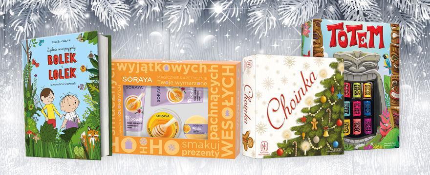 Świąteczny KONKURS: wygraj prezent na gwiazdkę. Dla Niej albo dla dziecka!