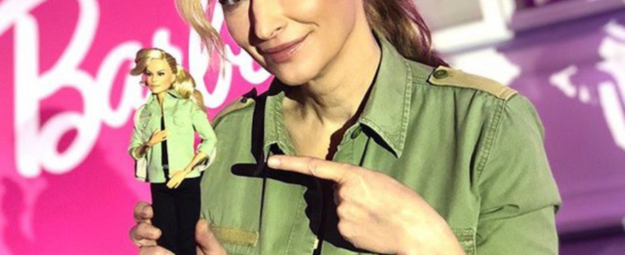 Martyna Wojciechowska ma swoją Barbie!