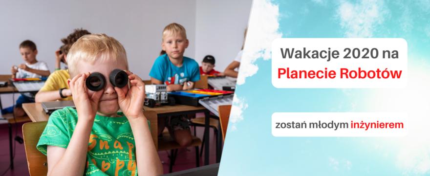 Kreatywne półkolonie letnie 2020 dla Twojego dziecka!