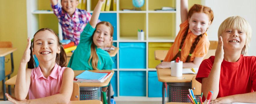 Dieta dziecka w szkole, która pomaga się uczyć!