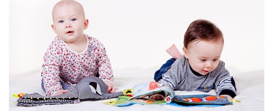 Prezenty dla niemowlaka na Dzień Dziecka - TOP 7