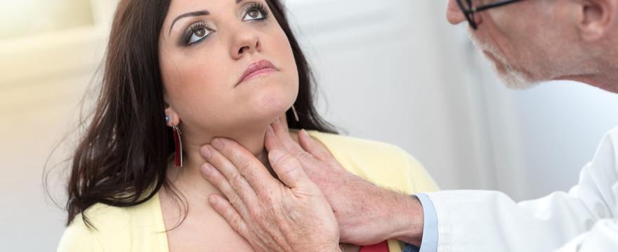 Dysfagia - przyczyny i objawy