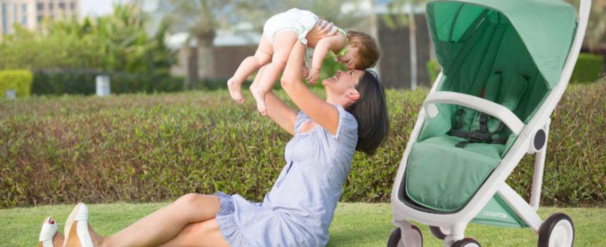 Wyzwanie dla Super Mamy – KONKURS wygraj ekologiczny wózek dla malucha!