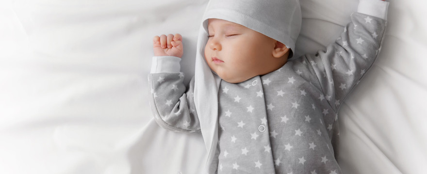 Prawidłowy sen u niemowlęcia – czego jeszcze o nim nie wiesz?