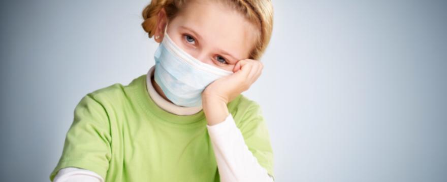 Jak łagodnie leczyć przeziębienie u dziecka?