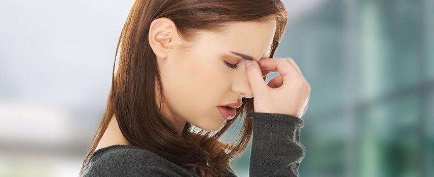 Ból zatok – objawy i leczenie