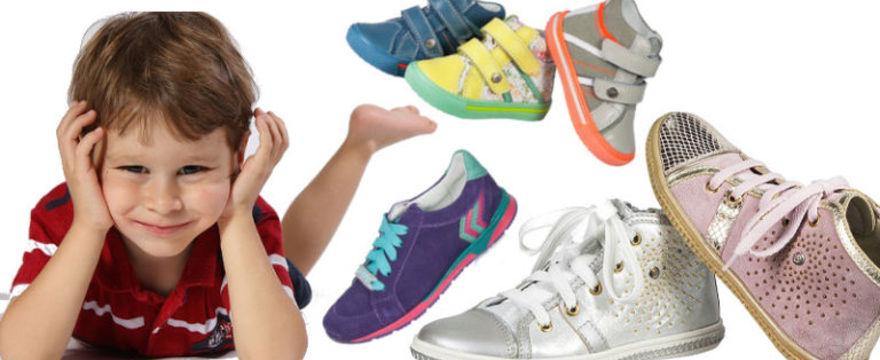 Wybierz wiosną buty dla dziecka! KONKURS!