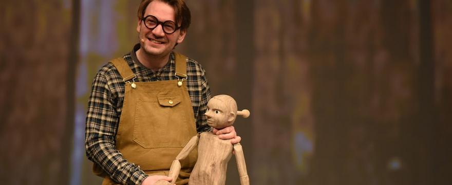Pinokio w Teatrze Capitol: to trzeba zobaczyć!