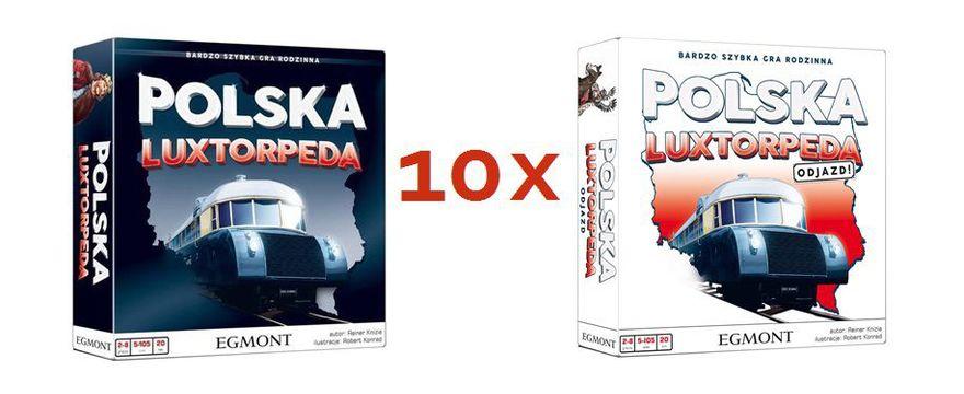 KONKURS: Świętuj z nami niepodległość i wygraj rodzinne planszówki o Polsce!