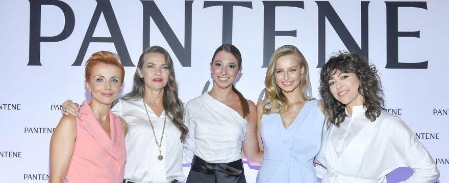 Pantene wspiera kobiety na każdym etapie życia