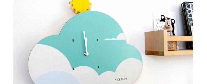 Kwadrans czy wpół do? Naucz dziecko czasu z kolorowym zegarem!
