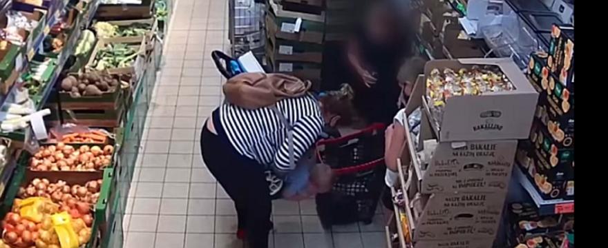 Policjantka uratowała dziecko – zobacz FILM!