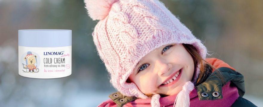 TESTOWANIE! Wypróbuj krem ochronny na chłodne dni dla malucha!
