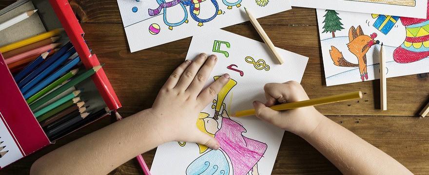 Rozwijanie kreatywności u dzieci