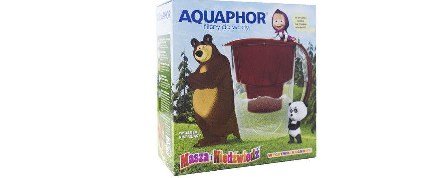 Dzbanek filtrujący Jasper od Aquaphor