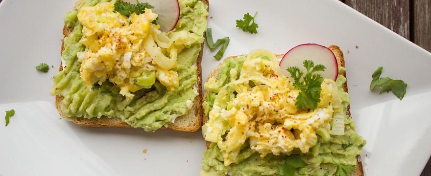 Pasta jajeczna – przepis na pastę dla dzieci i dorosłych