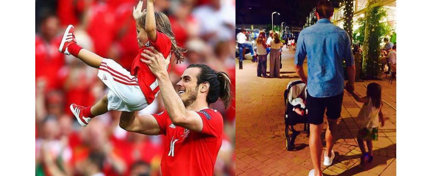 Gareth Bale – rodzina jest najważniejsza