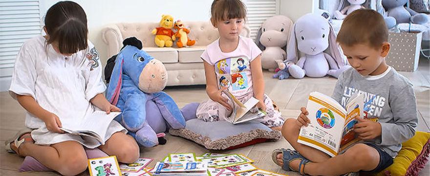 Nauka czytania - pierwszy krok do sukcesu