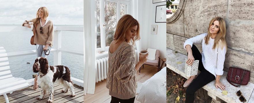 Kasia Tusk jest w ciąży? Tak wynika z wpisu na instagramie