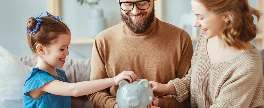 Edukacja finansowa. Kiedy zacząć i jak uczyć dzieci?