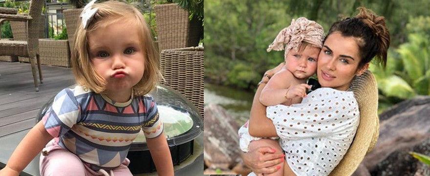 Dwulatka z własnym kontem na Instagramie - Natalia Siwiec chciała założyć je swojej córeczce