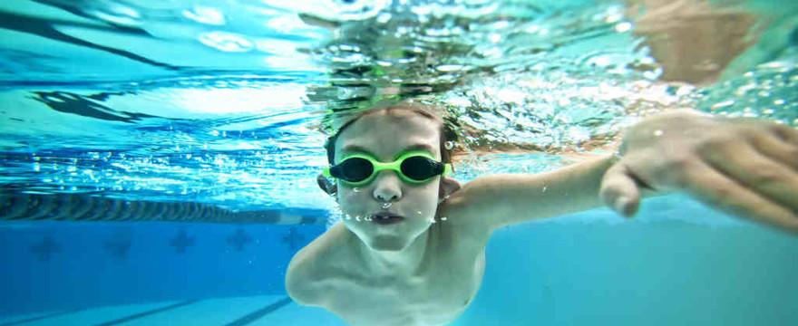 Aqua Junior – zajęcia na basenie dla dzieci