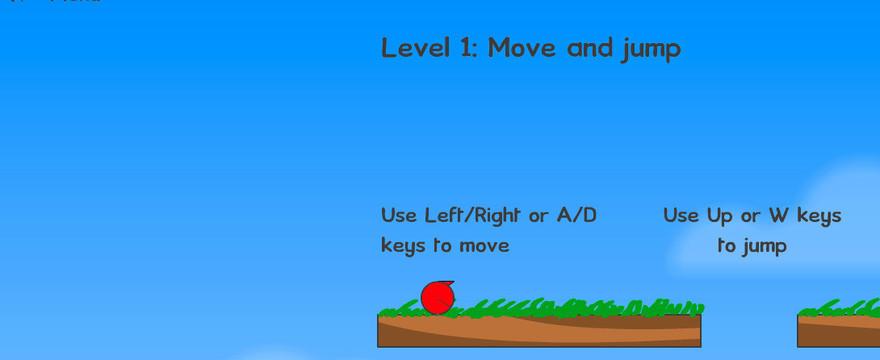 Red Ball, Czyli Gra Zręcznościowo – Logiczna dla Każdego