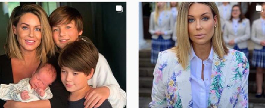Małgorzata Rozenek obawia się powrotu synów do szkoły