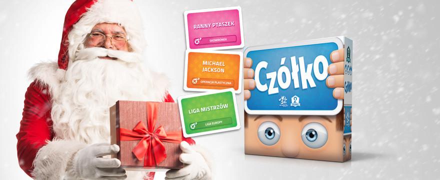 KONKURS! Mikołajkowy prezent dla całej rodziny – GRA CZÓŁKO - WYNIKI!