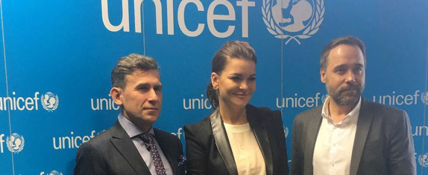 UNICEF Polska przedstawił nową Ambasador Dobrej Woli. Jest nią Agnieszka Radwańska!