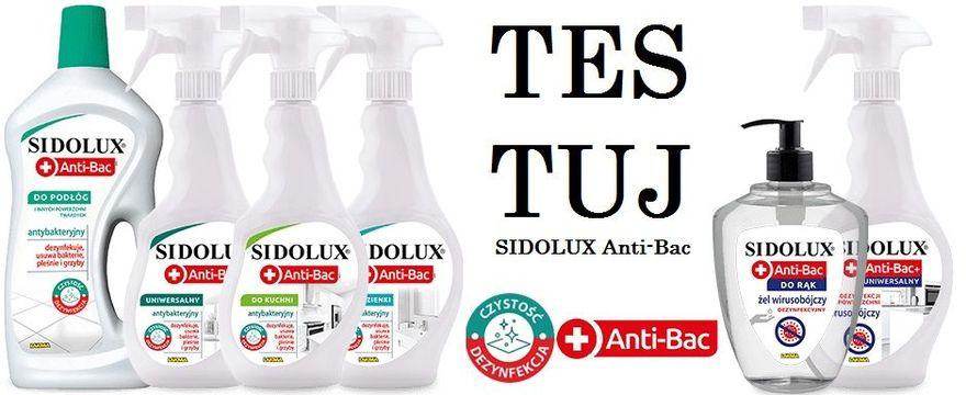 Czysty i bezpieczny dom? Weź udział w TESTOWANIU i wygraj zestaw płynów do dezynfekcji rąk i domu!