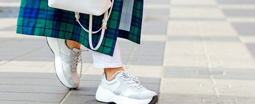 Sneakersy damskie na lato