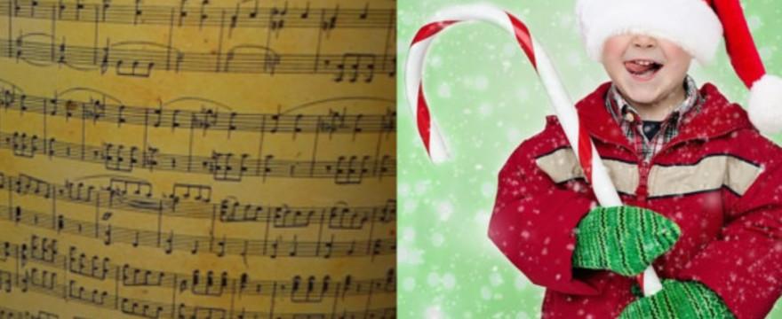 Świąteczne piosenki dla dzieci małych i dużych