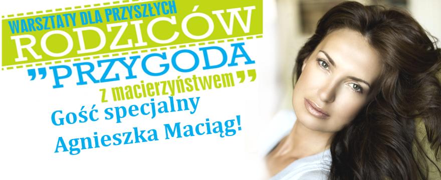 Bezpłatne warsztaty dla kobiet w ciąży z Agnieszką Maciąg!