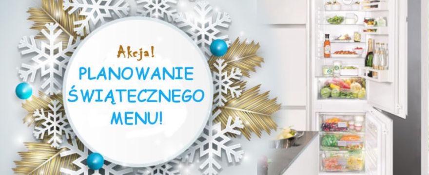 KONKURS! Akcja – planowanie świątecznego menu!