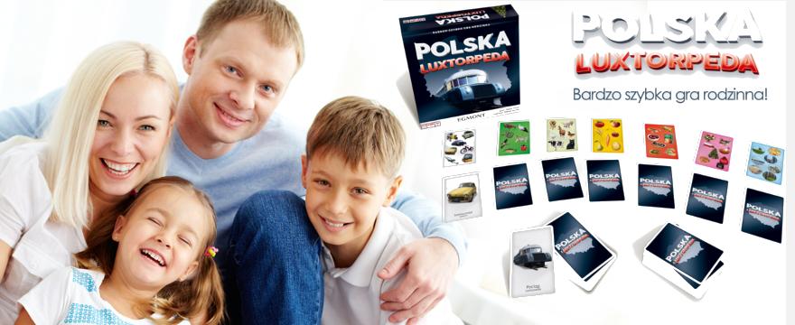 """KONKURS: """"Polska Luxtorpeda""""! WYNIKI!"""