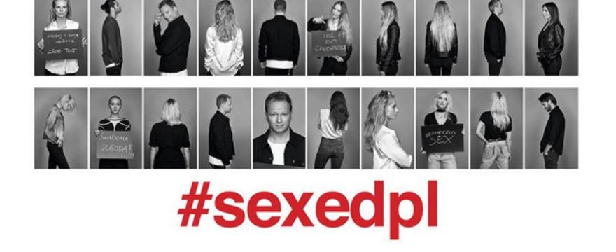 Seks bez tabu – gwiazdy edukują Polaków