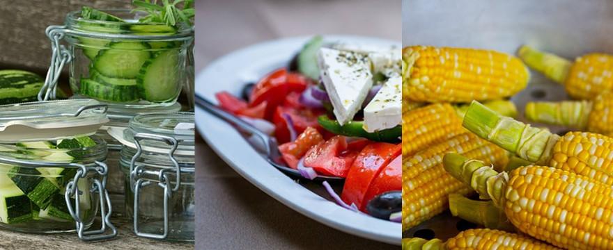 Bogactwo smaków i kolorów - PRZEPISY NA SIERPIEŃ