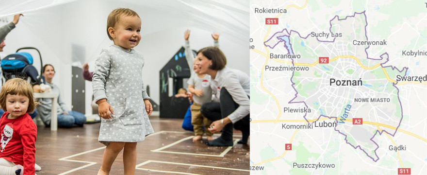 TOP 10 Atrakcje dla dzieci – POZNAŃ i okolice