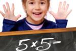 Naucz dziecko tabliczki mnożenia w kilka minut! ZOBACZ FILMY
