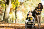 6 zasad jesiennego spaceru z dzieckiem