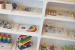Zalety zabawek Montessori