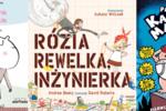 Nowości wydawnicze dla dziecka i rodzica – TOP 5 SIERPNIA!