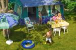 Hotel, domek wakacyjny, a może namiot?