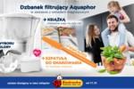 Dzbanki filtrujące wodę Aquaphor. Sprawdź w najbliższej Biedronce!