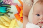 Rozszerzenie diety u niemowlaka karmionego piersią - od czego zacząć?