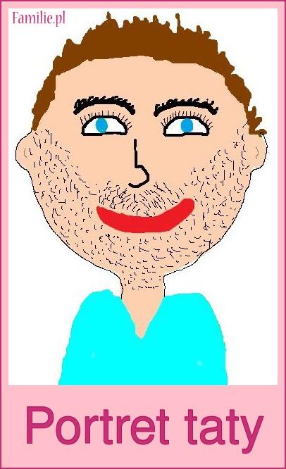 Portret taty