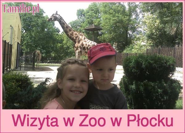 Wizyta w Zoo w Płocku